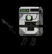 HokmaRobotBody