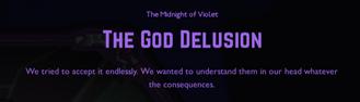 VioletMidnightTheGodDelusionMessage