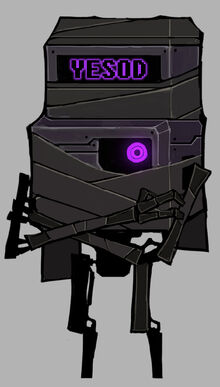 YesodRobot