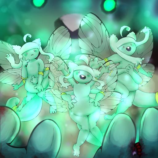 FairyFestivalPortrait