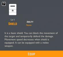 Shield Info
