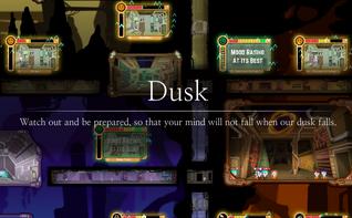 Dusk Warning