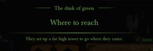 GreenDuskWheretoReachMessage