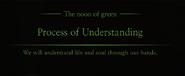 GreenNoonProcessofUnderstandingEnding