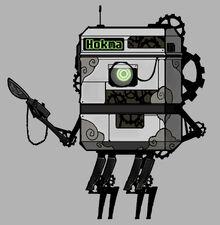 ChokmahRobot