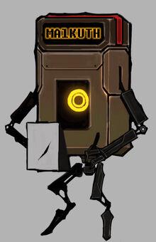 MalkuthRobot