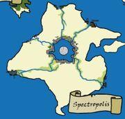 Map Spectropolis