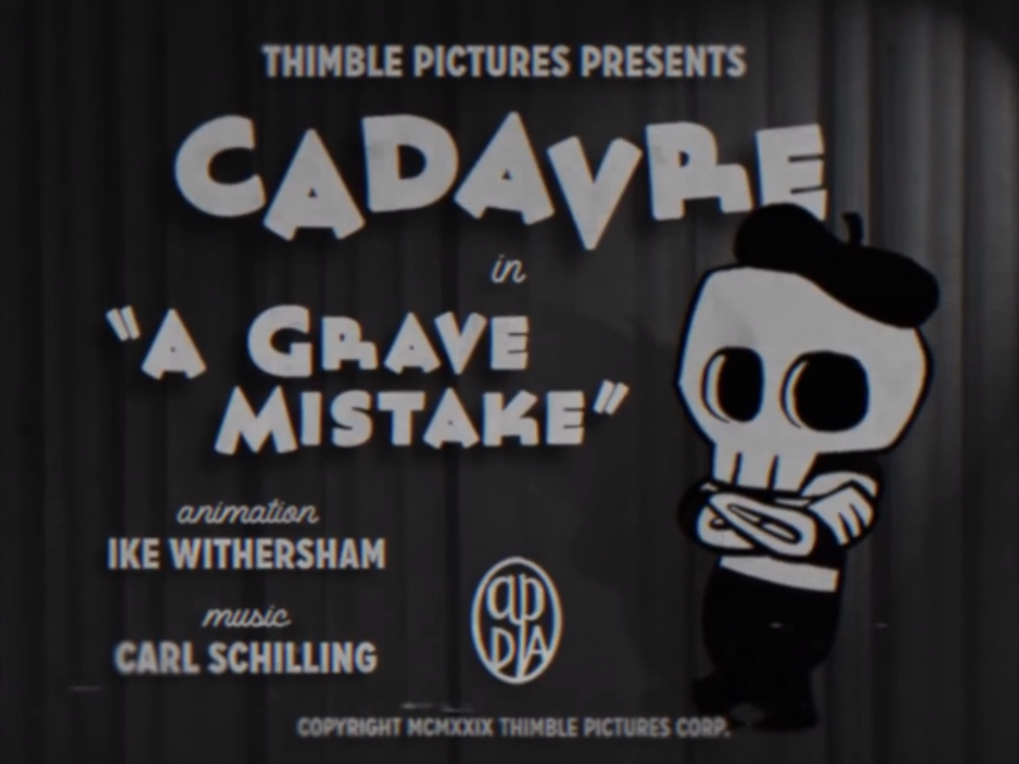 Cadavre (show) | Local 58 Wiki | FANDOM powered by Wikia