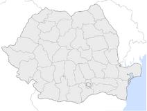 Romania counties blank big