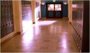 Sunnydale high hall