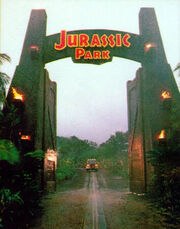 Jurassic gates