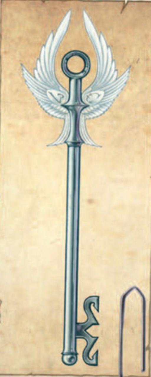 The Angel Key