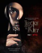 Locke & Key Character poster Dodge