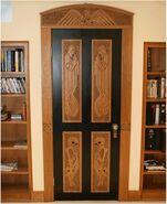 Ghost Door Replica