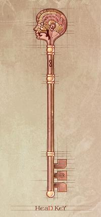 Head Key