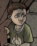 Боди Локк, комиксы - для инфобокса