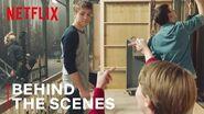 How Jackson Robert Scott Says Goodbye on the Set of Locke & Key Netflix
