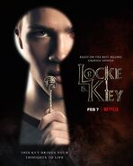 Locke & Key Character poster Tyler Locke