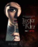 Locke & Key Character poster Kinsey Locke