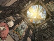 Stained Glass Ceiling 3
