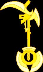 Key of glorton