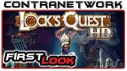 Lock's Quest Remastered - First Look Gameplay