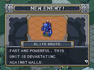 New enemy elite brute