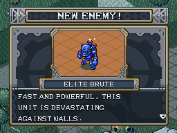 New enemy elite brute