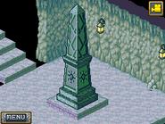 Obelisk mountain