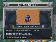 New enemy elite shielder