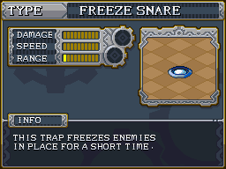 Freeze snare preview