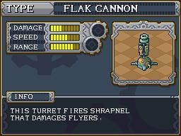 Flak cannon preview