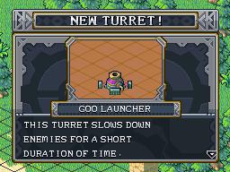 New turret goo launcher
