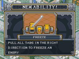 New ability freeze