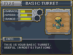 Basic turret preview