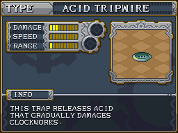 Acid tripwire preview