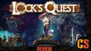 LOCK'S QUEST - PS4 REVIEW