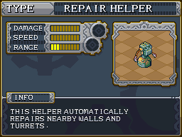 Repair helper preview