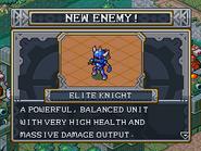New enemy elite knight
