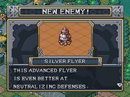 New enemy silver flyer