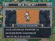 New enemy silver phantom