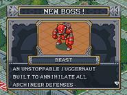 New boss beast