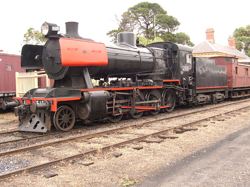 Victorian Railways J Class | Locomotive Wiki | FANDOM powered by Wikia