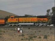 BNSF 4449