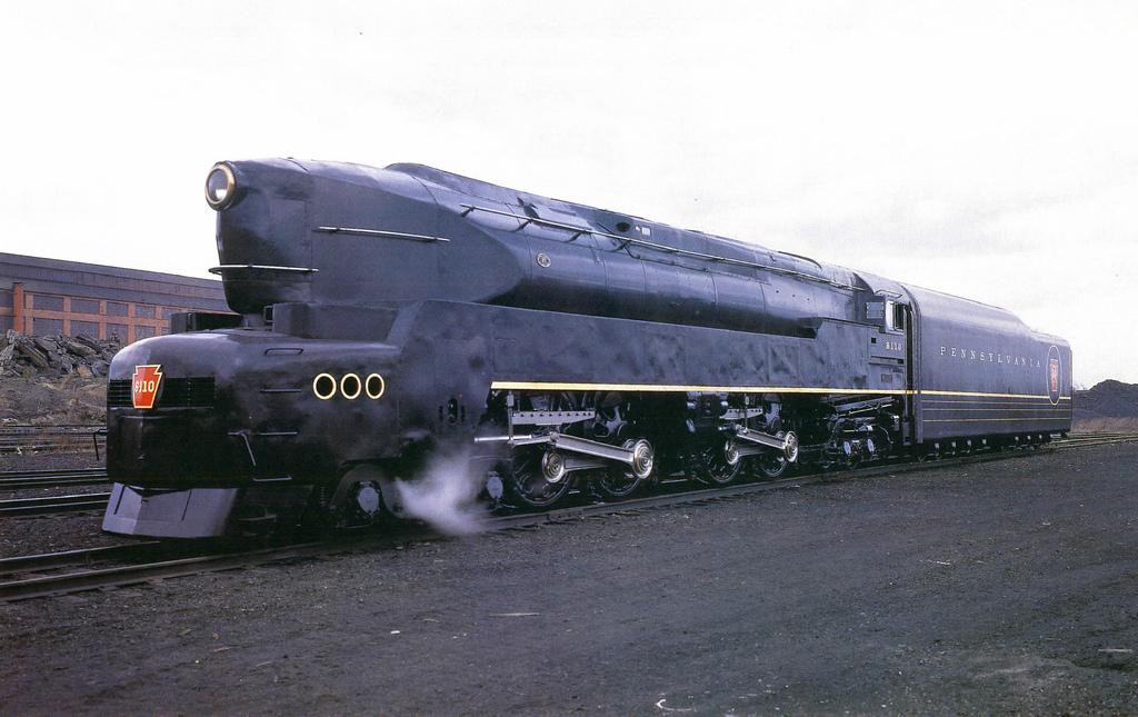 Pennsylvania Railroad Class T1 | Locomotive Wiki | FANDOM