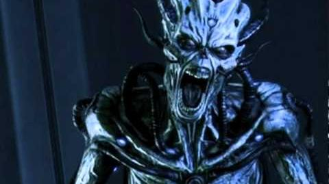 Banshee scream - Mass Effect 3