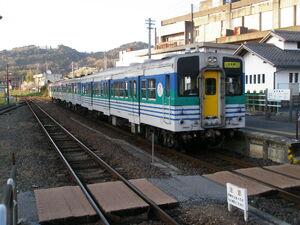KiHa 35 2009 Kururi