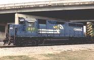 Patched CR GP38-2