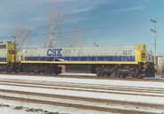 Standard CSX slug