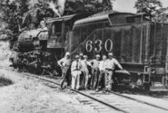 SRR 630 last day of service 6-6-52